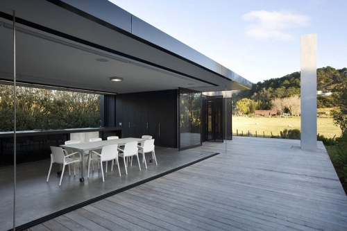 Fearon Hay Architects: Sandhills Road House
