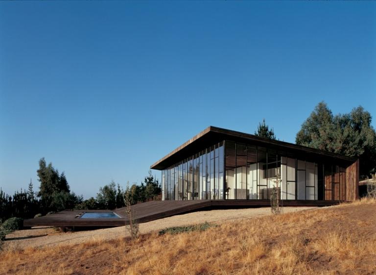 Felipe Assadi: Deck House