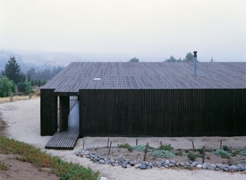Felipe Assadi, Francisca Pulido: Deck House