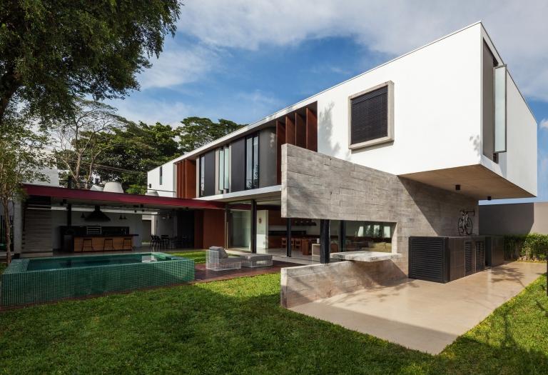 Flavio Castro: Planalto House