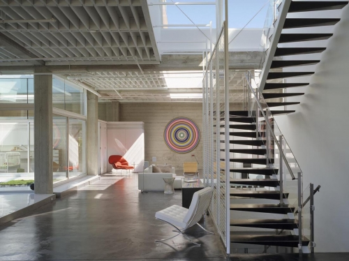 Fougeron Architecture: Tehama Grasshopper