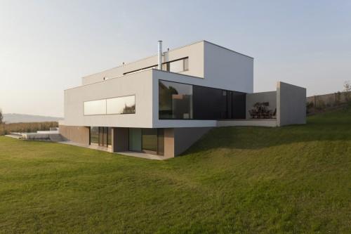 Frohring Ablinger Architekten - House P 1