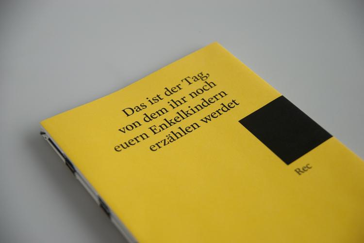 Gregor Weichbrodt: Das Ist Der Tag