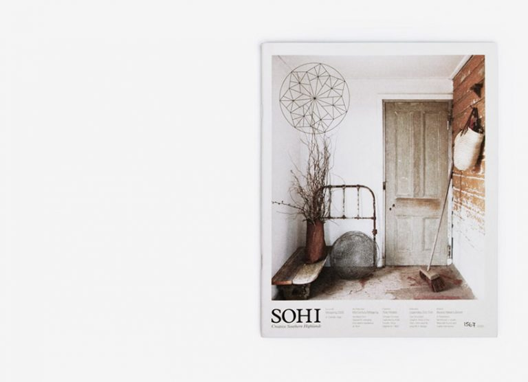 Hampus Jageland: SoHi Magazine