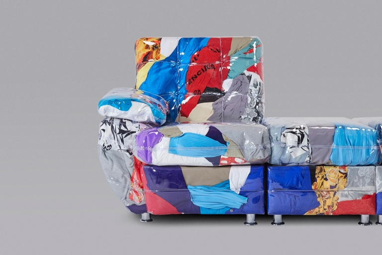 Harry Nuriev, Balenciaga: The Balenciaga Sofa