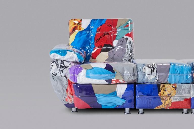 Harry Nuriev, Balenciaga: The Balenciaga Sofa