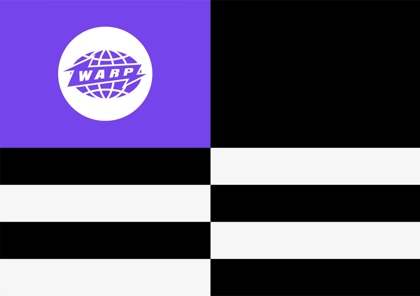 HelloMe: Warp Records Rebranding