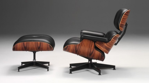 Herman Miller: Eames Lounge Chair & Ottoman