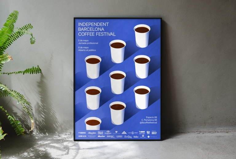 Hey Studio: Independent Barcelona Coffee Festival