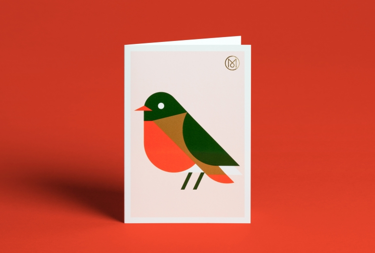 Hey Studio: Monocle Christmas Cards