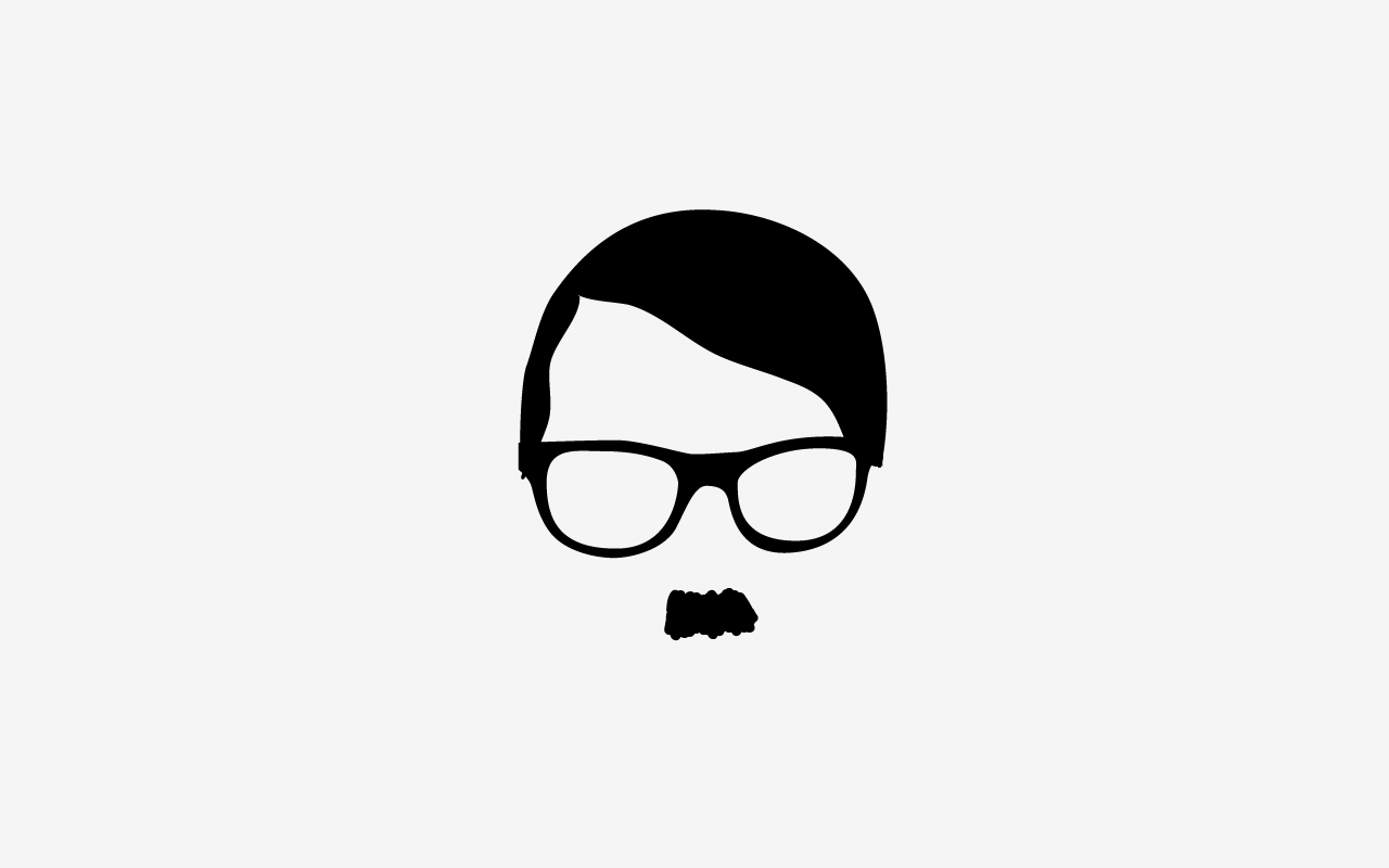 Hipster Hitler: Wallpaper