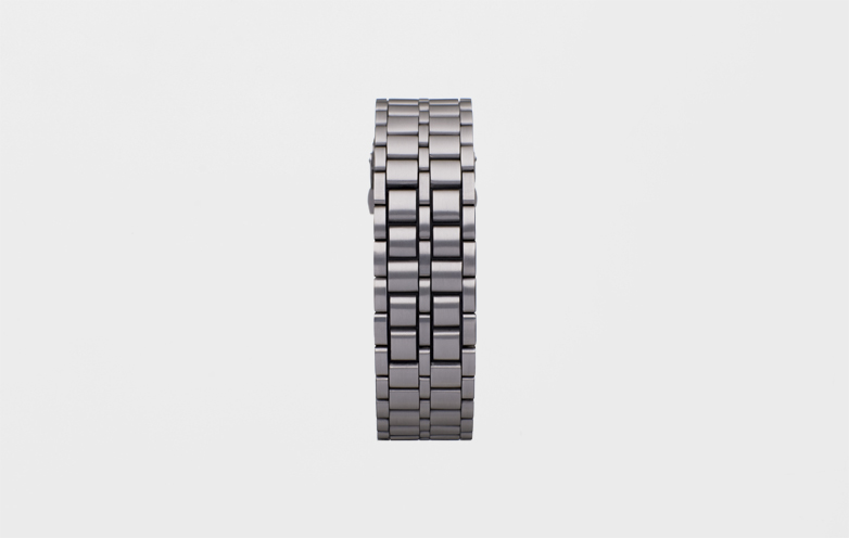 Hironao Tsuboi: LED Watch