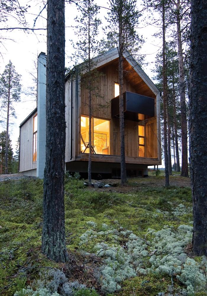 Huus Og Heim Architecture: Gunnar's House