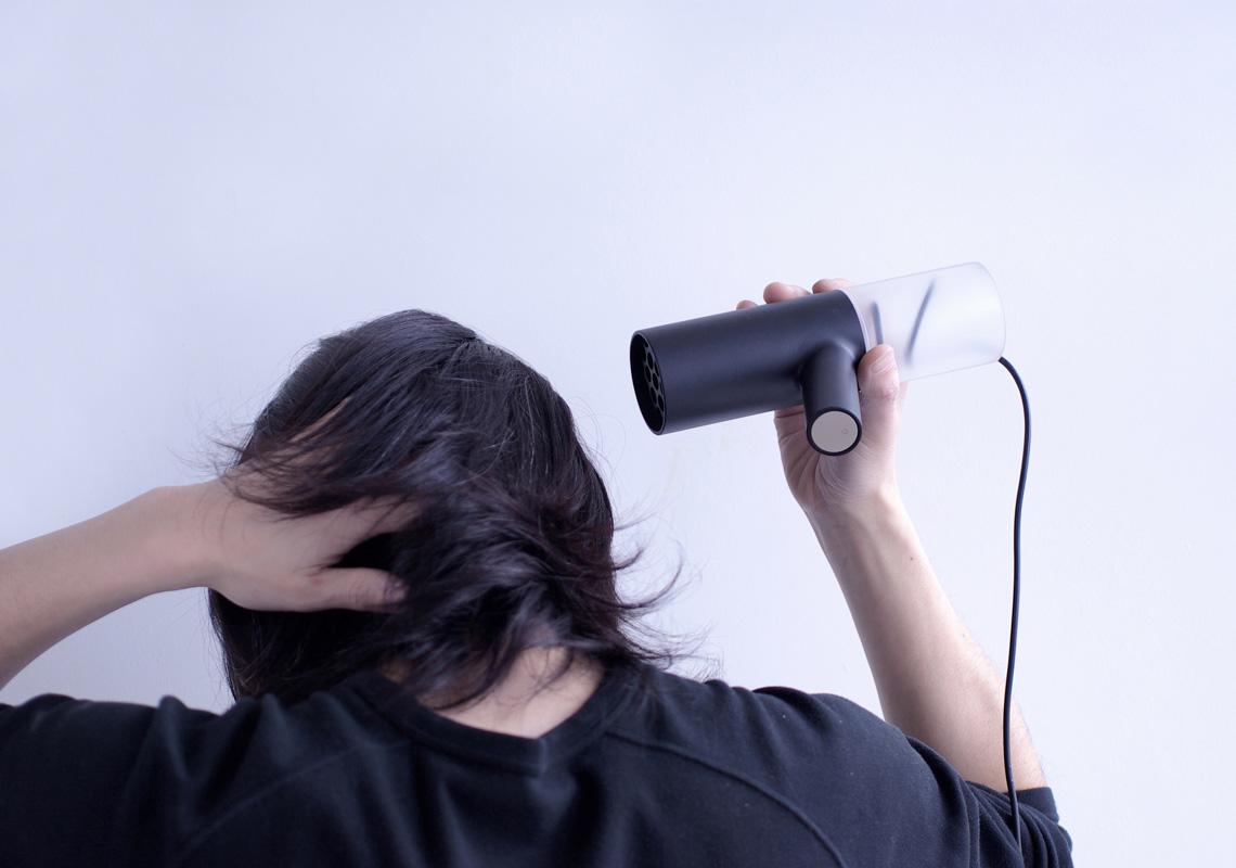 Industrial Facility Hairdryer Sgustok Design