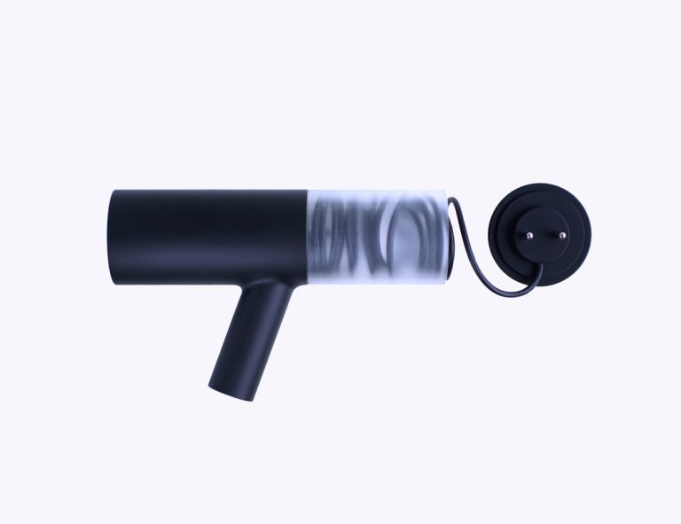 Industrial Facility: Hairdryer