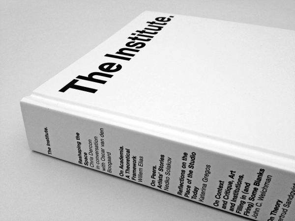 Inge Ketelers: The Institute