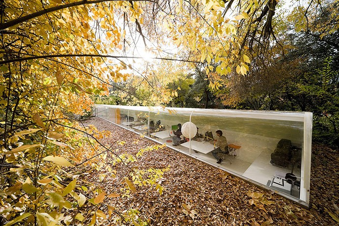 Iwan Baan: Selgas Cano Architecture Office