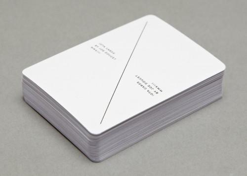 Joe Doucet - IOTA Playing Cards 3