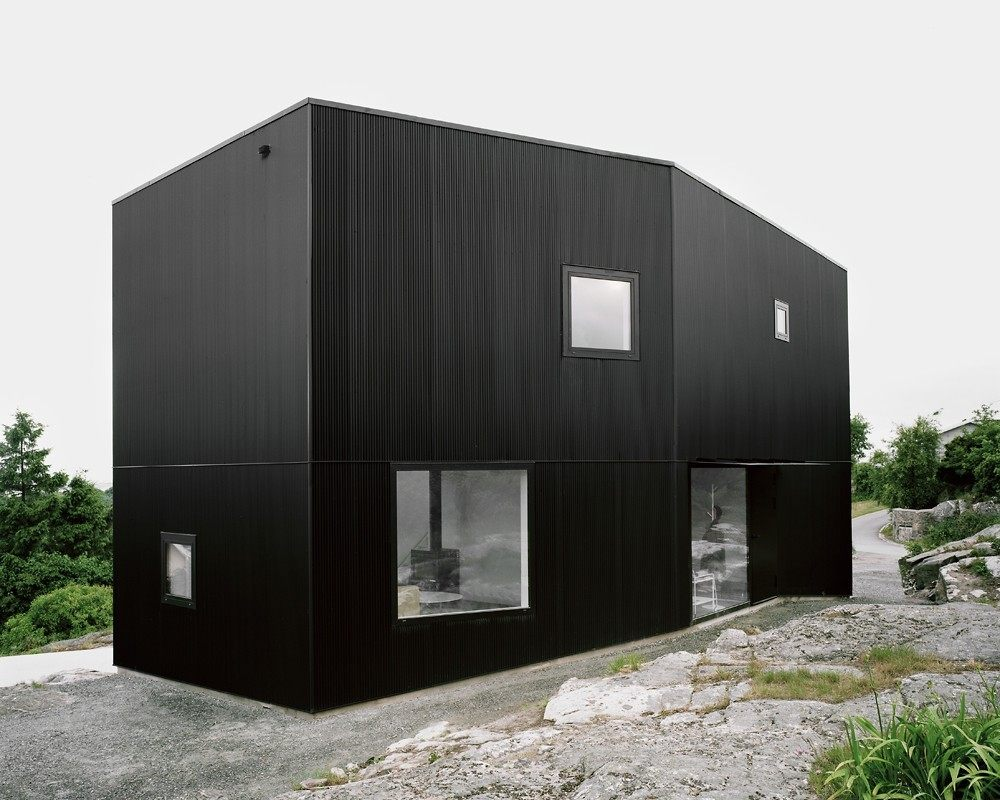 johannes norlander arkitektur house tumle sgustok design