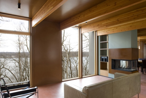 Johnsen Schmaling Architects: Camouflage House