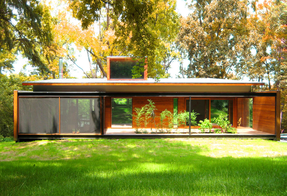 Johnsen Schmaling Architects: Ferrous House