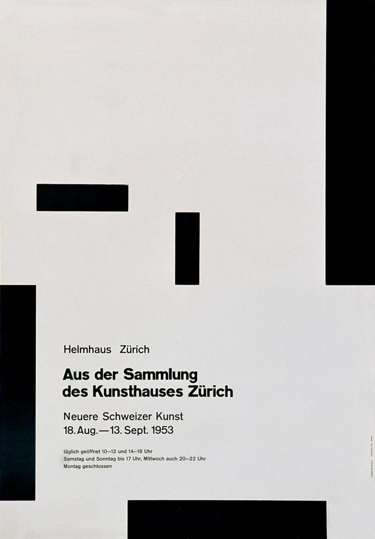 Graphic Design School >> Josef Müller-Brockmann: Posters | Sgustok Design