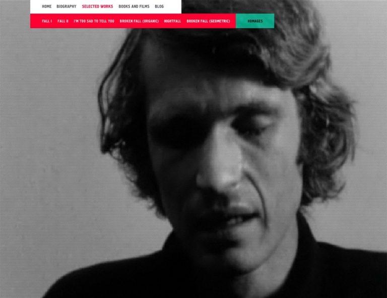 Josh Pangell: Bas Jan Ader / basjanader.com