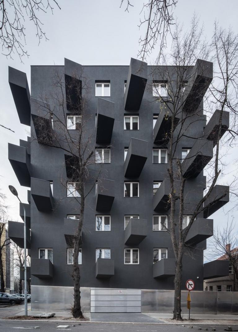 KWK Promes: Unikato Residential Building