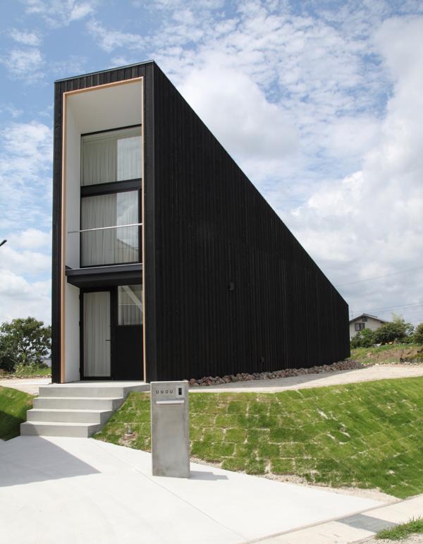 Katsutoshi Sasaki + Associates: Unou House