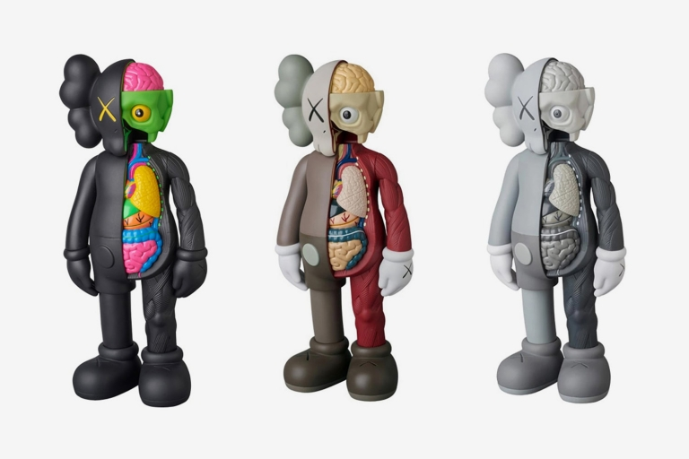 Kaws: Companion Flayed Open Dissected