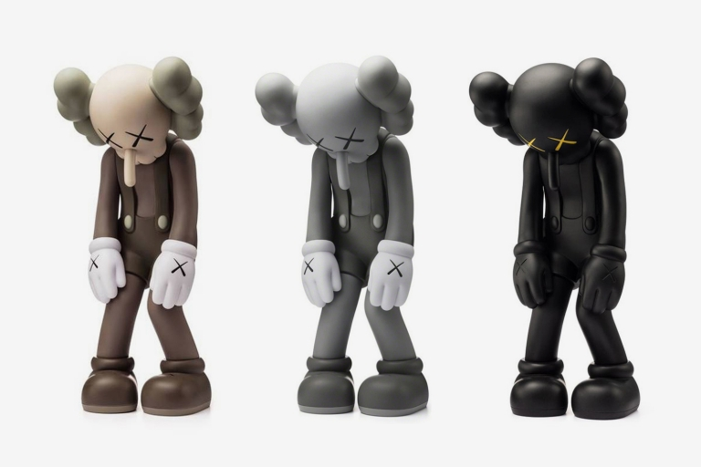 Kaws: Companion Small Lie