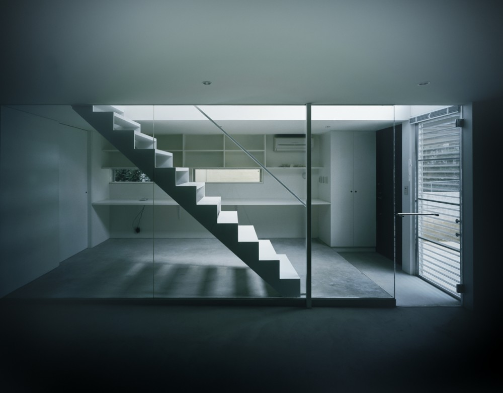 koji tsutsui architect & associates: industrial designer house