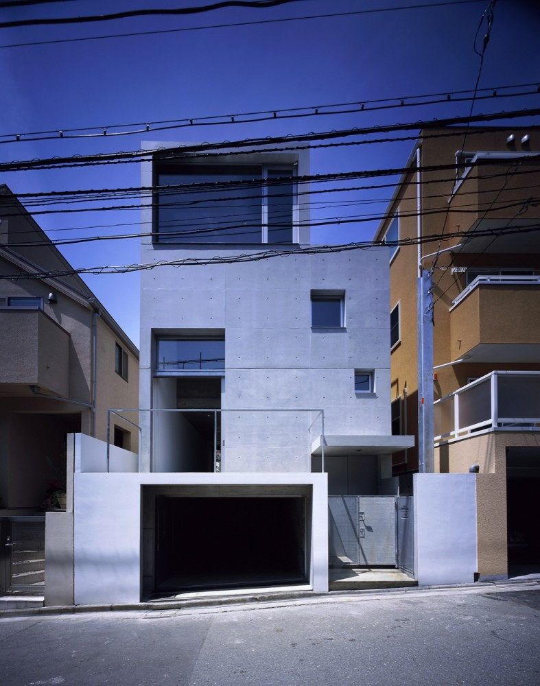 Koji Tsutsui Architect & Associates: Noh House
