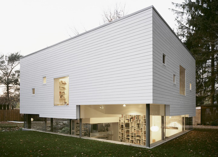 Kraus Schonberg: Haus W