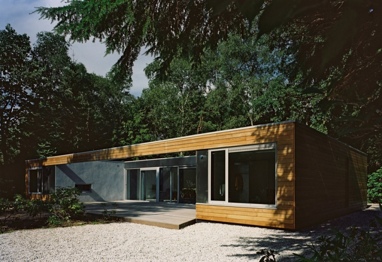 Liong Lie: Bungalow Wageningen