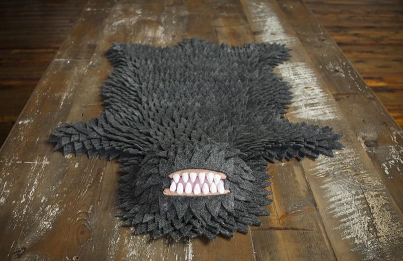 Longoland: Monster Skin Rug