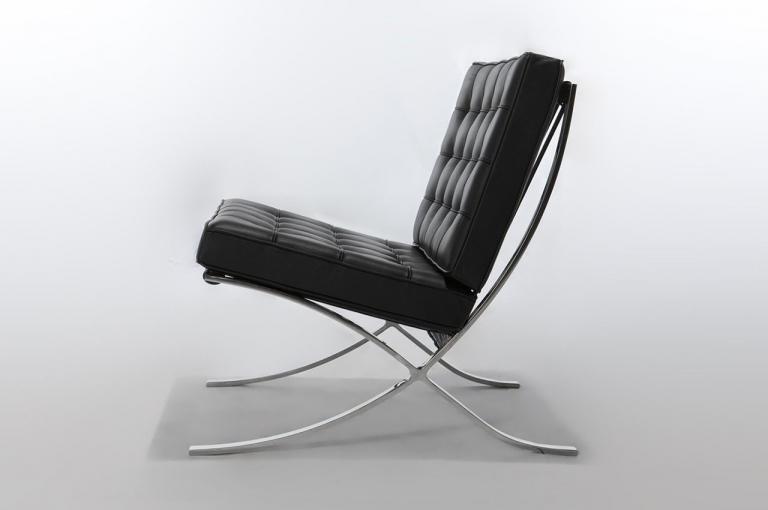 Ludwig Mies Van Der Rohe: Barcelona Chair