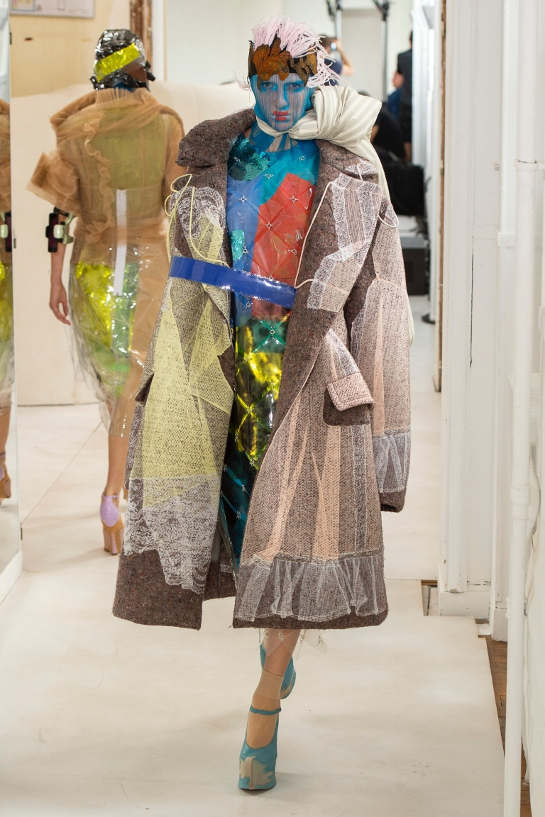 Maison Margiela: Fall 2018 | Sgustok Design