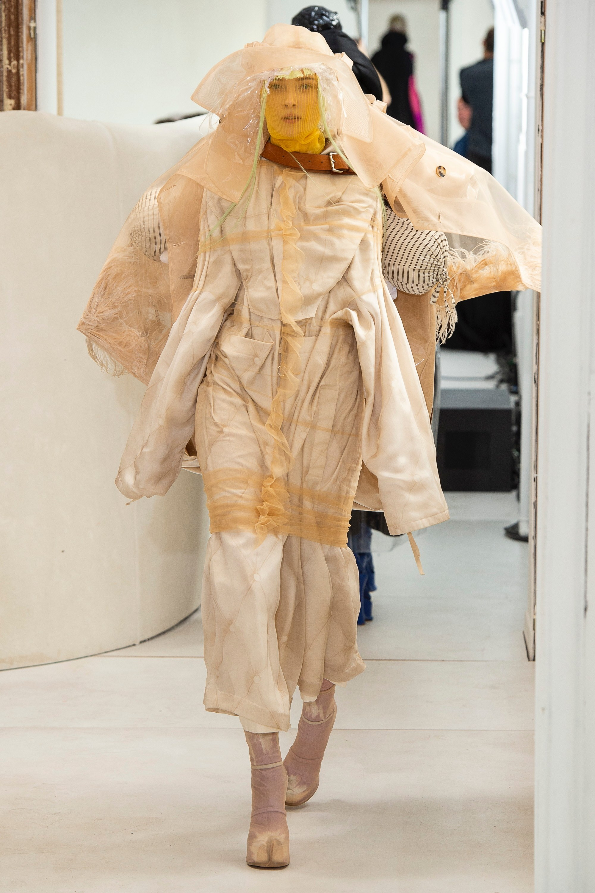MM6 Maison Margiela Spring 2017 Ready-to-Wear Collection