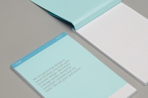 Manual - Google Material Design 12
