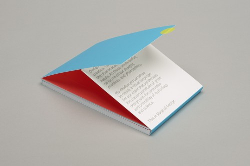 Manual - Google Material Design 3