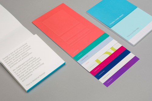 Manual - Google Material Design 4