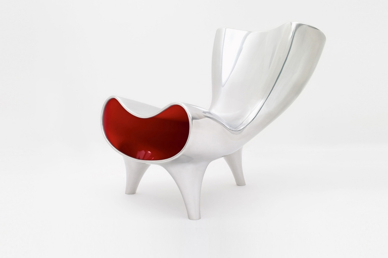 Marc Newson: Orgone Chair