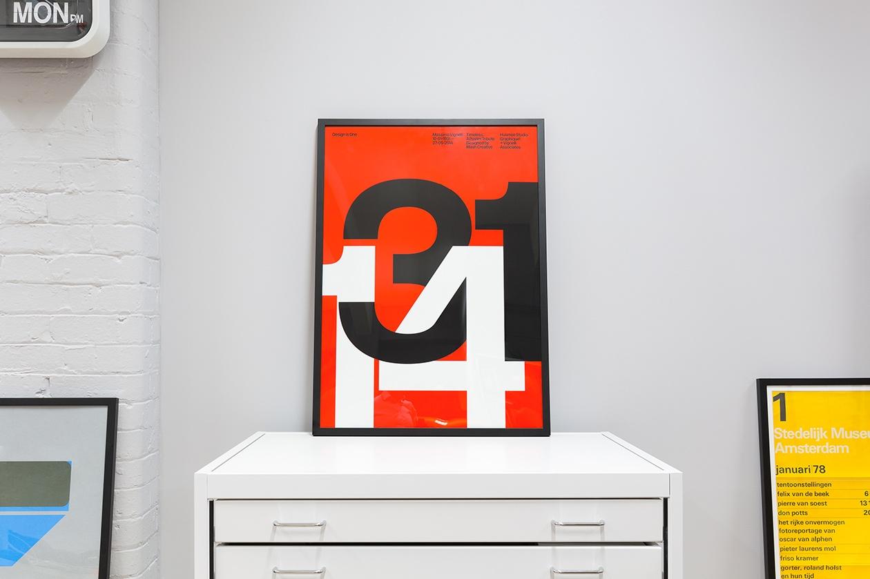 Mash Creative: Massimo Vignelli Tribute