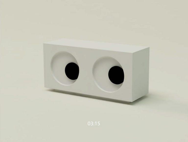 Mike Mak: Eyeclock