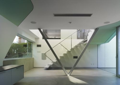 Neil M. Denari Architects: Alan Voo House