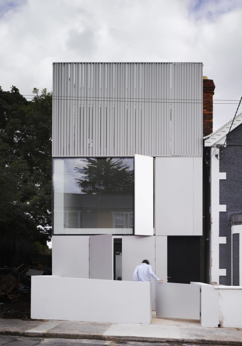 ODOS Architects: Grangegorman Residence
