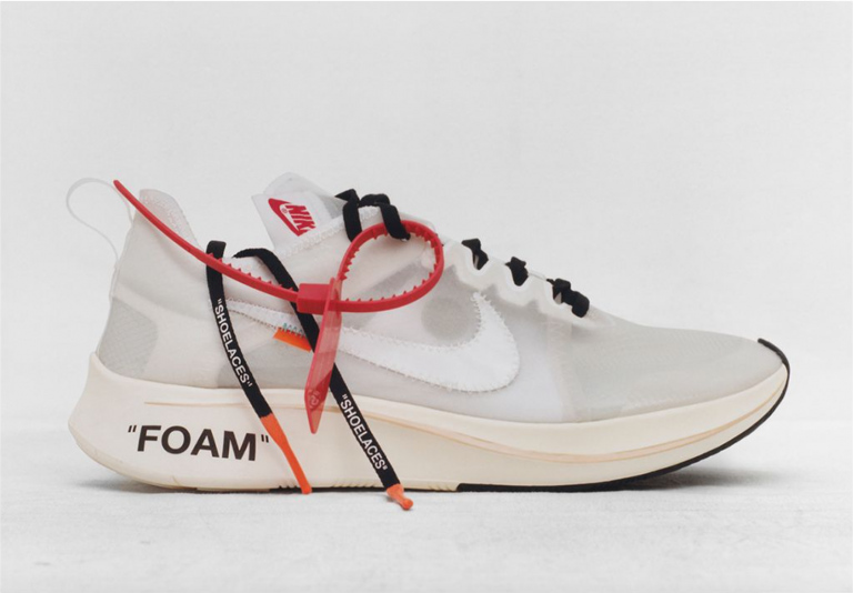 Off-white: Ten Nike Icons