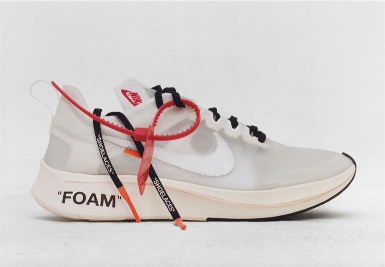 Off-white: Ten Nike Icons