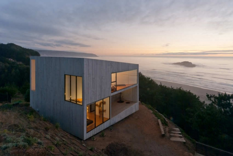 Panorama: House D